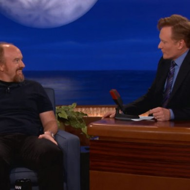 Louis CK Hates Cell Phones.
