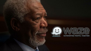 Morgan Freeman helps you get to where you need to go
